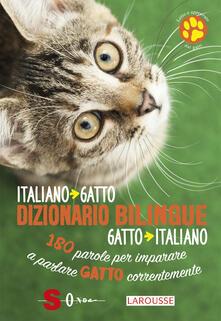 Winniearcher.com Dizionario bilingue. Italiano-gatto Image