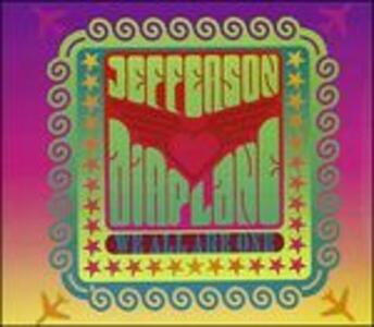 Jefferson Airplane. We all are one. Con CD