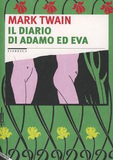 Il diario di Adamo ed Eva - Mark Twain - copertina
