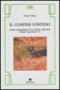 Il confine conteso. Lettura antropologica di un capitolo sallustiano (Bellum Iugurthinum, 79)