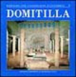 Die domitilla-Katakombe und die Basilika der Märtyrer Nereus und Achilleus