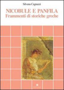 Nicobule e Panfila. Frammenti di storiche greche