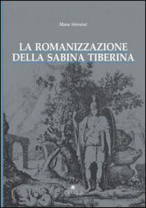 La romanizzazione della Sabina tiberina