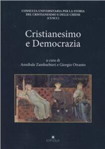 Cristianesimo e democrazia