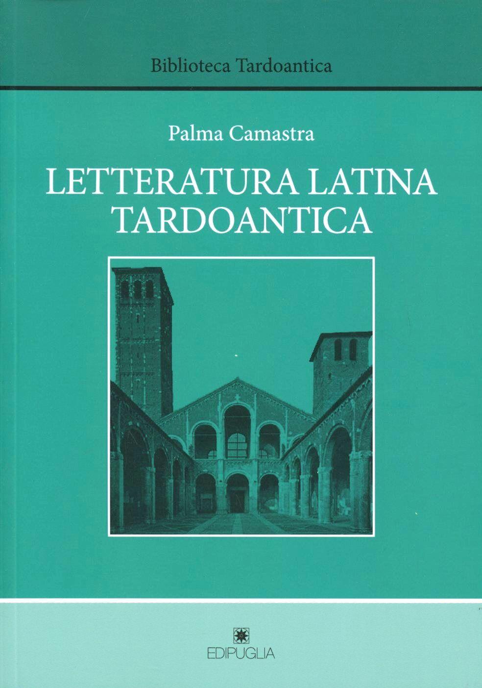 Letteratura latina tardoantica