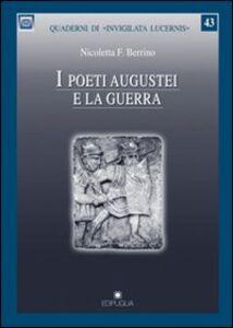 I poeti augustei e la guerra