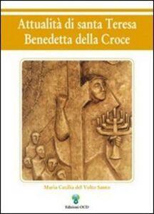 Attualità di santa Teresa Benedetta della Croce
