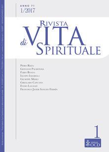 Librisulrazzismo.it Rivista di vita spirituale (2017). Vol. 1 Image