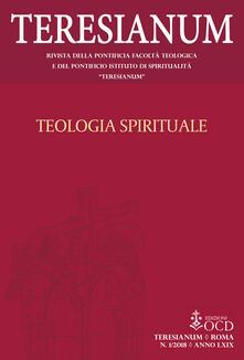 Equilibrifestival.it Teresianum (2018). Vol. 1: Teologia spirituale. Image