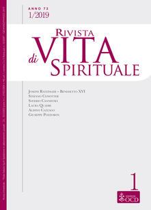 Rivista di vita spirituale (2019). Vol. 1.pdf
