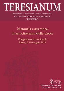 Teresianum (2019). Vol. 2.pdf