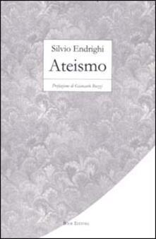 Ateismo - Silvio Endrighi - copertina