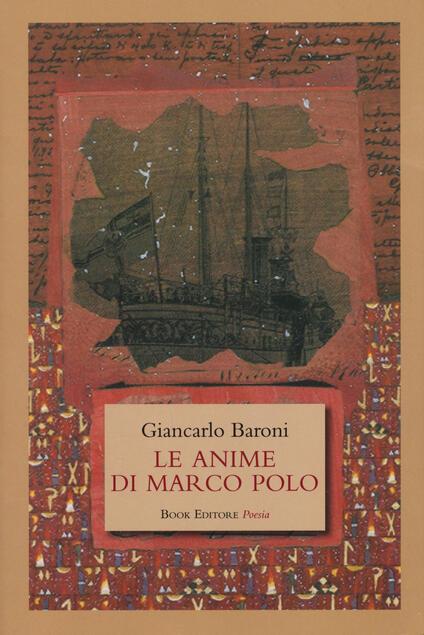Le anime di Marco Polo - Giancarlo Baroni - copertina