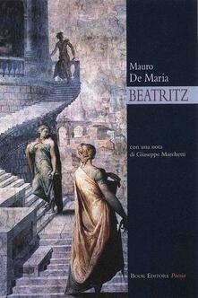 Beatritz - Mauro De Maria - copertina