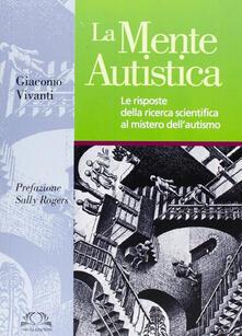 La mente autistica - Giacomo Vivanti - copertina