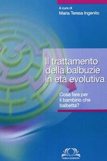 Voluntariadobaleares2014.es Il trattamento della balbuzie in età evolutiva Image