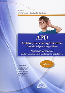 APD. Auditory processing disorders. Vol. 1.pdf