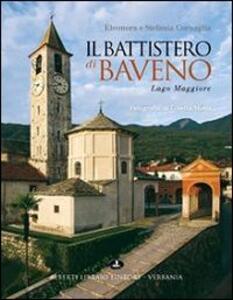 Il battistero di Baveno. Lago Maggiore