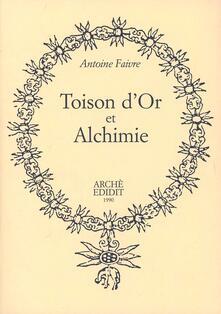 Amatigota.it Toison d'or et alchimie Image