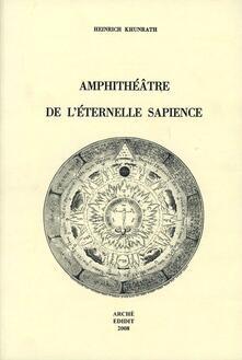 Rallydeicolliscaligeri.it Amphithéâtre de l'éternelle sapience (1609) Image