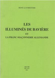 Antondemarirreguera.es Illuminés de Bavière et la franc-maconnerie allemande Image