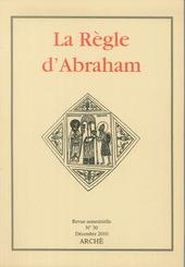 La Regle d'Abraham. Vol. 30