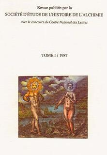 Steamcon.it Chrysopoeia. Vol. 1: 1987. Image