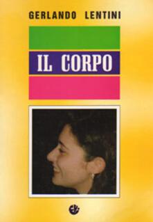 Il corpo - Gerlando Lentini - copertina