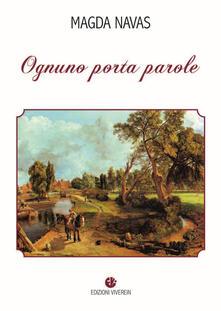 Grandtoureventi.it Ognuno porta parole Image