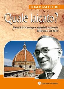 Amatigota.it Quale laicato? Verso il 5° Convegno ecclesiale nazionale (Firenze, 2015) Image