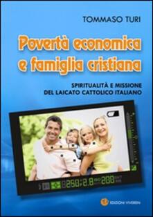 Winniearcher.com Povertà economica e famiglia cristiana. Spiritualità e missione del laicato cattolico italiano Image