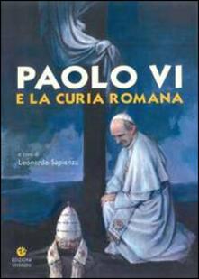 Paolo VI e la Curia romana - copertina