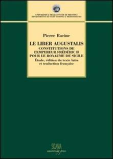 Winniearcher.com Le Liber Augustalis. Constitutions de l'empereur Frédéric II pour le royame de Sicilie Image