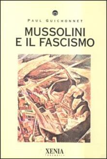 Mussolini e il fascismo.pdf