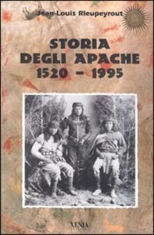 Winniearcher.com Storia degli apache (1520-1995) Image