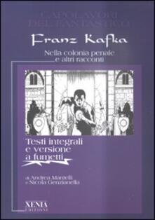 Nella colonia penale e altri racconti - Franz Kafka - copertina