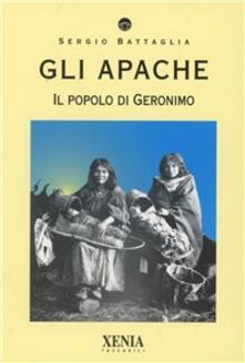 Gli apache - Sergio Battaglia - copertina
