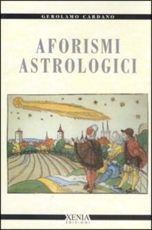 Museomemoriaeaccoglienza.it Aforismi astrologici Image