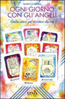 Grandtoureventi.it Ogni giorno con gli angeli. Giochi celesti per sorridere alla vita. Con 50 carte Image