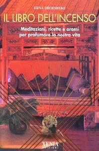 Il libro dell'incenso. Meditazioni, ricette e aromi per profumare la nostra vita
