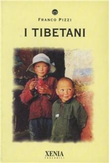 I tibetani - Franco Pizzi - copertina