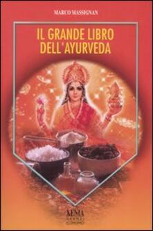Camfeed.it Il grande libro dell'ayurveda Image