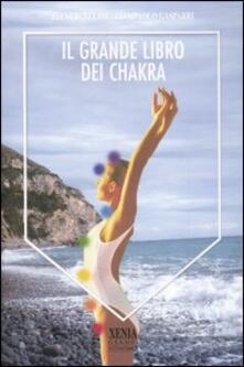 Il grande libro dei Chakra - Pia Vercellesi,Giancarlo Gasparri - copertina