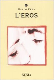 L' eros - Marco Erba - copertina