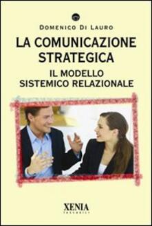 Steamcon.it La comunicazione strategica. Il modello sistemico relazionale Image