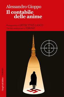 Il contabile delle anime - Alessandro Gioppo - copertina