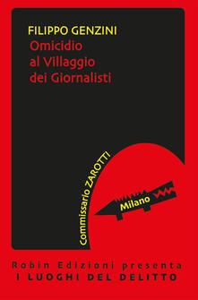 Rallydeicolliscaligeri.it Omicidio al villaggio dei giornalisti Image