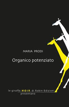Organico potenziato - Maria Prodi - copertina
