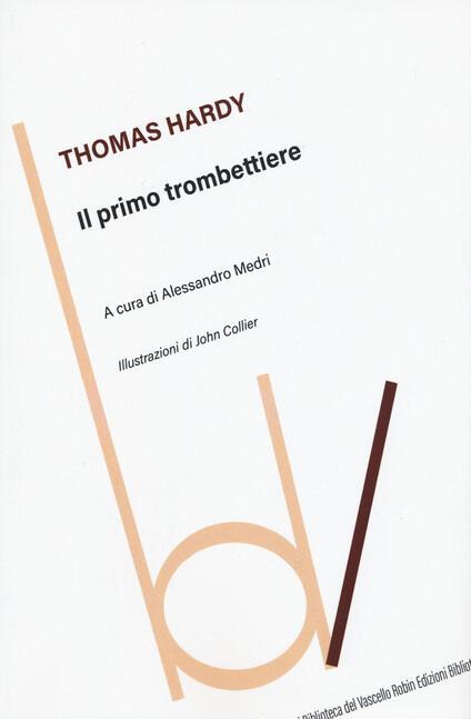 Il primo trombettiere - Thomas Hardy - copertina