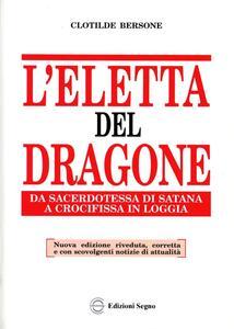 L' eletta del dragone - Clotilde Bersone - copertina
